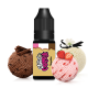 TPD - NAPOLITAIN Cremes a la Vanille, Fraise Chocolat - Cloud Co. Crèmerie - 10ML