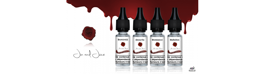 TPD - JIN AND JUICE 10ml et 40 ml