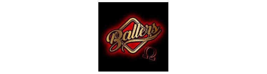 TPD BE/FR - BALLERS 50ml