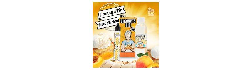 GRANNY'S PIE 100ml - TPD BE/FR