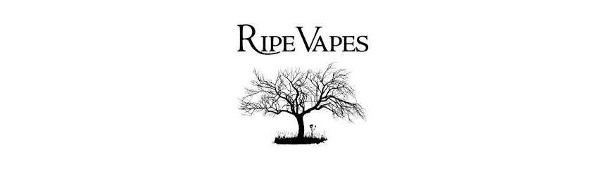 RIPE VAPES 50ml - TPD