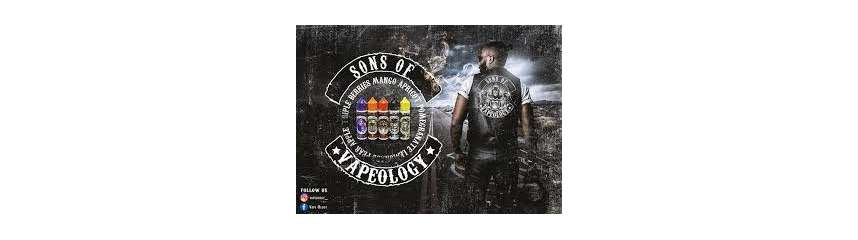 SONS OF VAPEOLOGY 50ml - TPD BE/FR