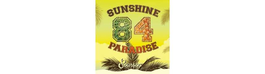 SUNSHINE PARADISE 30ml Concentré