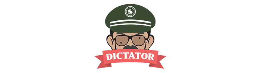 DICTATOR 10ml et 50ml - TPD BE/FR