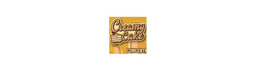 Concentré CREAMY CAKE 10ml