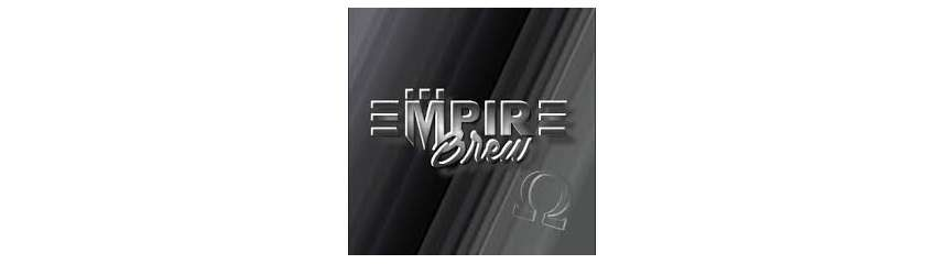 EMPIRE BREW 10ml et 50ml - TPD BE/FR