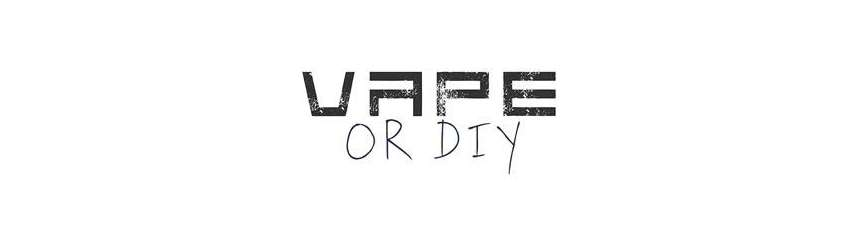 TPD - VAPE OR DIY by REVOLUTE