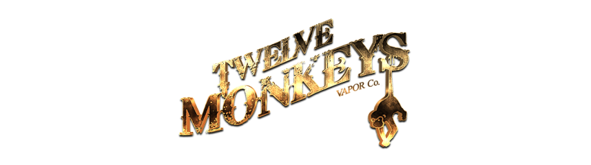 TWELVE MONKEYS 10ml et 50ml - TPD BE/FR