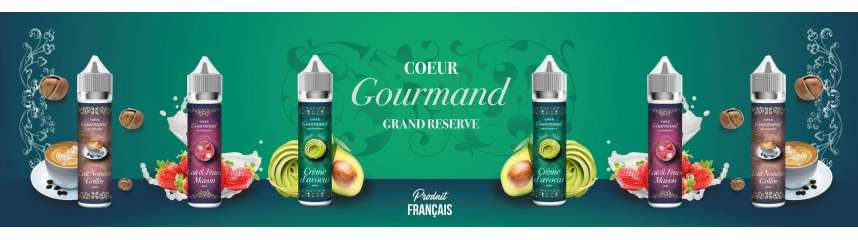 COEUR GOURMAND GRAND RESERVE 30ml Concentré