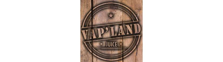 VAP'LAND 50ml - TPD EU