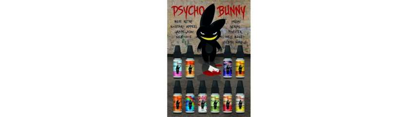 ECO VAPE / PSYCHO BUNNY 30ml - Concentré