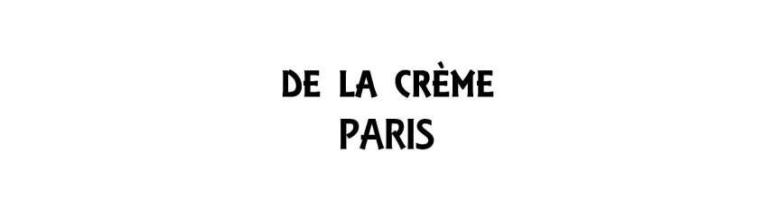 De La Crème 30ml - Concentré