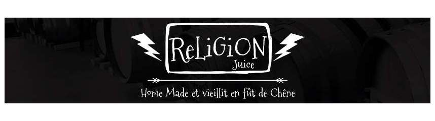 Religion Juice - 50ml et 100ml