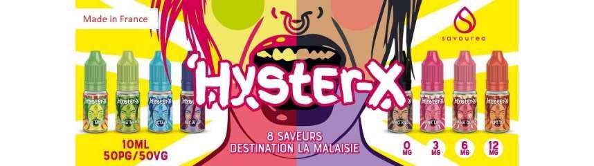 Hyster-X 10ml - Savourea