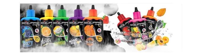 Liquide Square pour Chicha