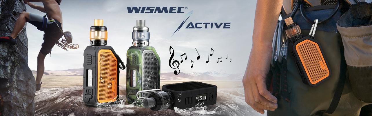Box Haut parleur Wismec Active