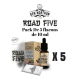 TPD - ROAD FIVE de BEN NORTHON 10 ml