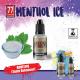 Additif MENTHOL ICE 10ml de 77 FLAVOR