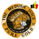 TPD BE/FR - PURE GOLD 50ml Boosté en arômes de MEDUSA
