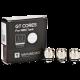 Résistances GT CCELL (0.5 ohm) de VAPORESSO (Pack de 3)