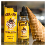TPD EU - GRAHAM CENTRAL STATION - PLUS ONE VAPOR 50ml