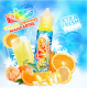 TPD - CITRON ORANGE MANDARINE de FRUIZEE 50ml