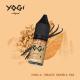 Vanille Tobacco granola bar 10ml - Sel de Nicotine - Yogi Juice